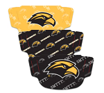 Southern Miss Adult Face Coverings (Pack of 3)
