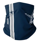 Dallas Cowboys On-Field Neck Gaiter (Adult Size)