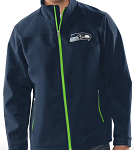 Seattle Seahawks G-III Navy Full-Zip Jacket