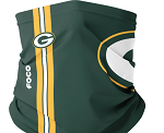 Green Bay Packers On-Field Neck Gaiter (Adult Size)