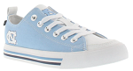 North Carolina Tar Heels SKICKS Low-Top Shoes