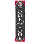 Ohio State Buckeyes Home Sweet Home Sign