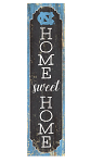 North Carolina Tar Heels Home Sweet Home Sign