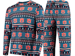 Auburn Tigers Ugly Sweater and Pant Set
