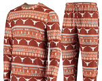 Texas Longhorns Ugly Sweater and Pant Set