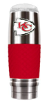 Kansas City Chiefs Reserve Vacuum-Insulated Travel Tumbler - Red