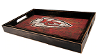 Kansas City Chiefs Team Logo Serving Tray (9'' x 15'')