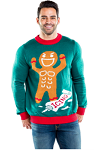 Men's Ginger Roid Rage Ugly Christmas Sweater