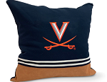 Virginia Cavaliers Varsity Decorative Throw Pillow