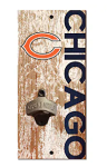 Chicago Bears Distressed Bottle Opener