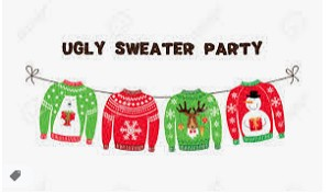 Ugly Holiday Sweaters