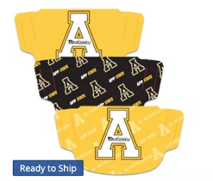 Appalachian State Face Coverings (3 Pack)