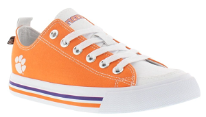 Clemson Tigers SKICKS Low-Top Shoes